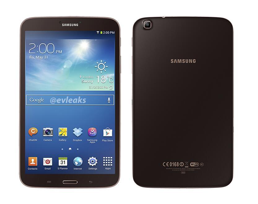 Galaxy Tab 3 8''